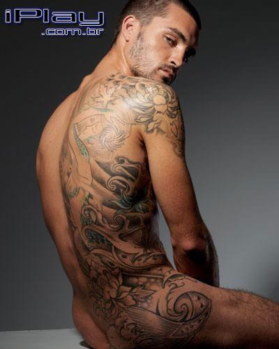 Mod desnudo masculino wow