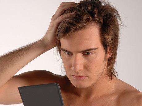 Cirurgia capilar para homens